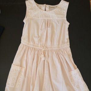 Max Studio Little Girls Pink Dress